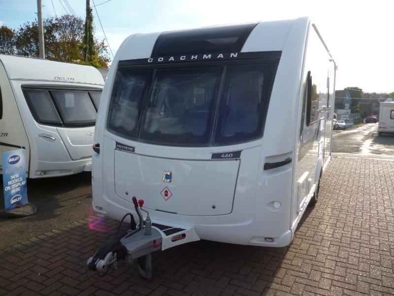 Sold 2016 Coachman Pastiche 460 - 2 Berth, End Washroom ...
